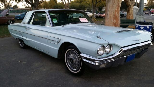 1965 Ford Thunderbird 2 Door Coupe