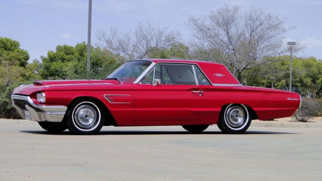 1965 Ford Thunderbird FREE ENCLOSED SHIPPING WITH BUY IT NOW ONLY!