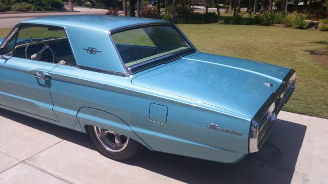 1965 ford thunderbird tbird t bird clean nice driver car for 1965 ford thunderbird power window motor