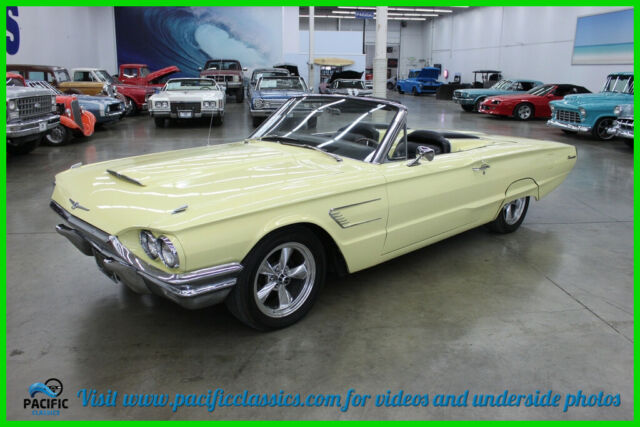 1965 Ford Thunderbird Z code 390 Automatic