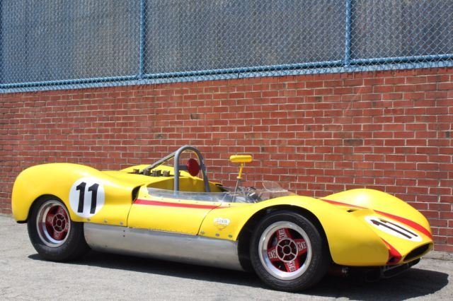 1965 Genie Mk 10 One Of Six Mark 10s Built Extensive Period Race History For Sale Photos