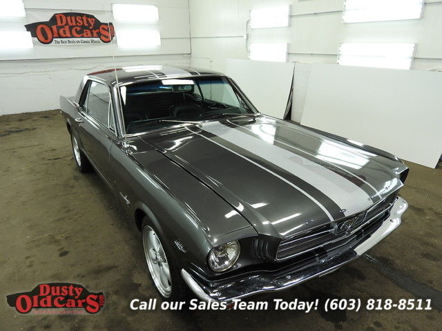 1965 Ford Mustang Runs Drives Body Inter Excel 302V8 5 Spd Manual