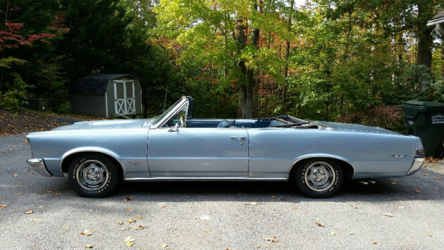1965 gto convertible clone  lemans  for sale photos