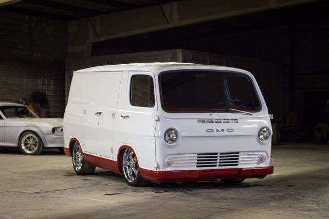 1965 Handi Van Hot Rod Muscle Car Custom Chevy Bagged