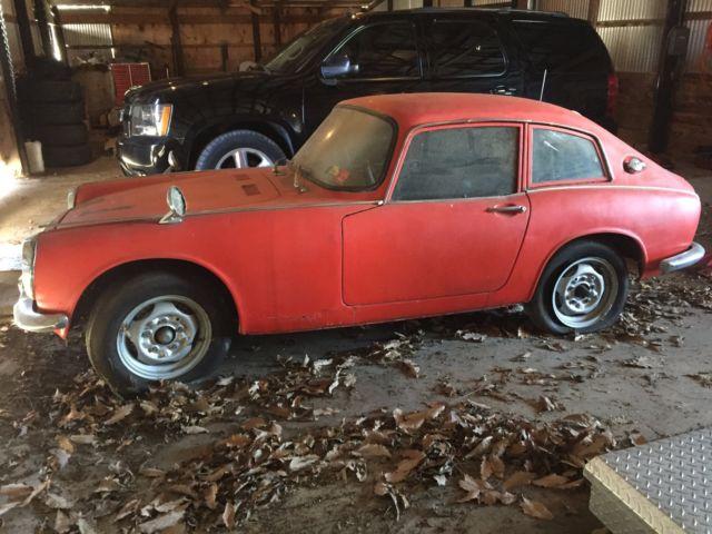 Honda S600 For Sale >> 1965 Honda S600 Fastback Coupe 66 Cc All Original Like S500 And