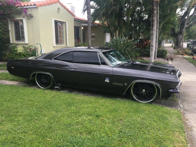 Miami Used Chevrolet >> 1965 impala custom for sale: photos, technical ...