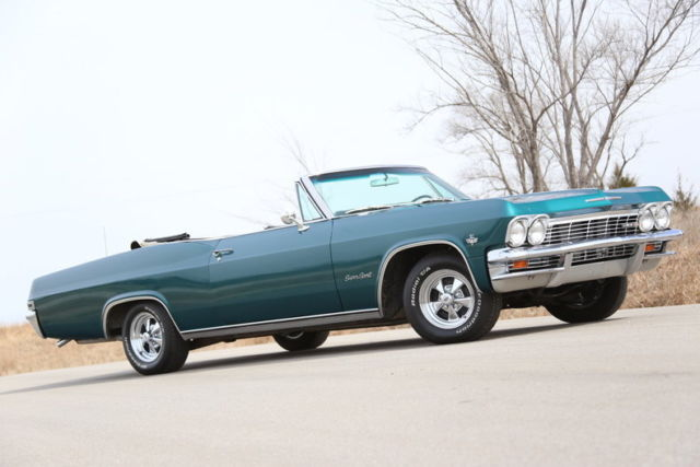 1965 impala ss convertible frame off restored 327 auto blue white for sale photos technical. Black Bedroom Furniture Sets. Home Design Ideas