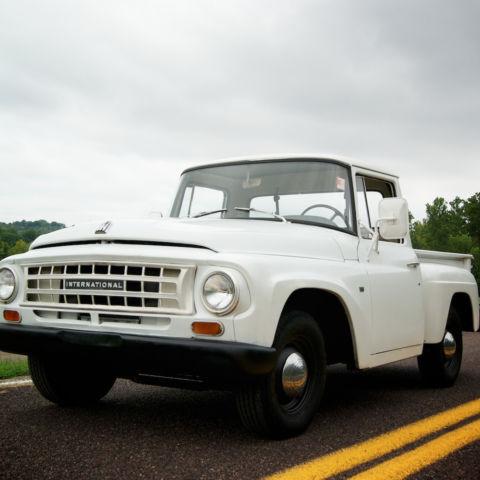 1965 International Series 900 Pick Up Truck, Amazing