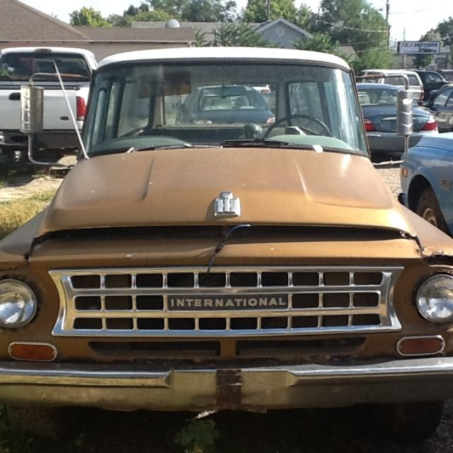1965 International Harvester Travelalll
