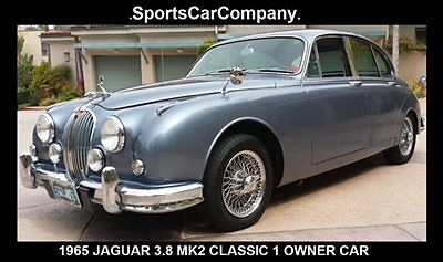 1965 Jaguar Other 3.8 MK2