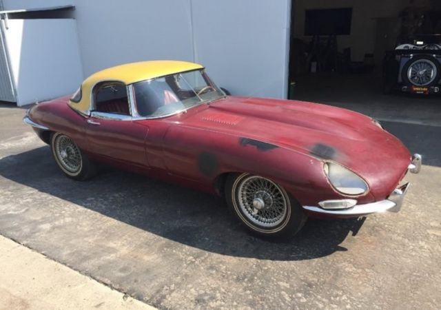 1965 Jaguar E-Type OTS