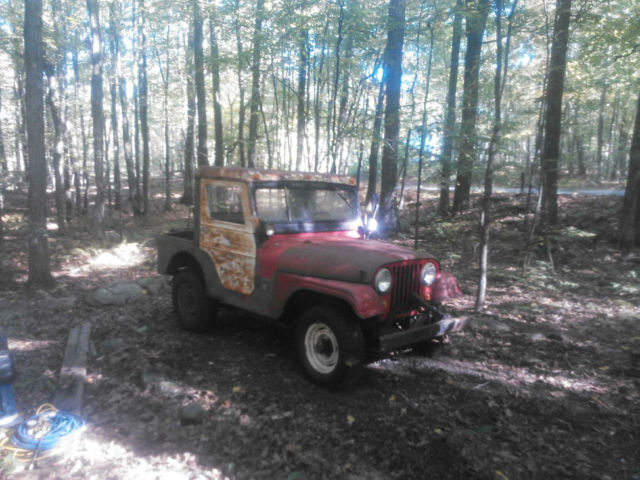 1965 Jeep CJ5 BASE