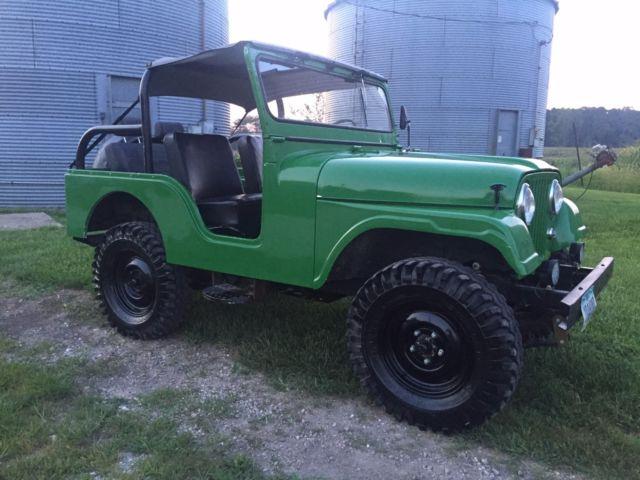 1974 Jeep Cj5 Soft Top - Jeep Cj Fiberglass Body Very Good Condition Willys Hard Soft Top No Res - 1974 Jeep Cj5 Soft Top
