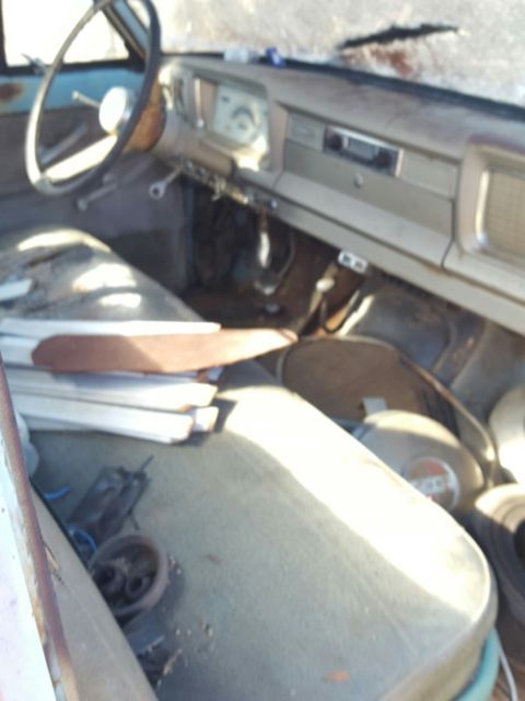 1965 jeep j200 pickup complete less gas tank for sale photos