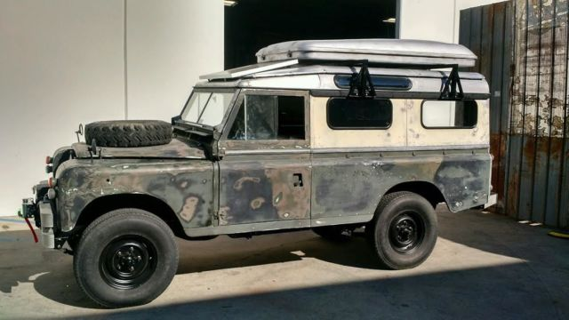 1965 Land Rover Other to be featured on TV's Wheeler Dealers