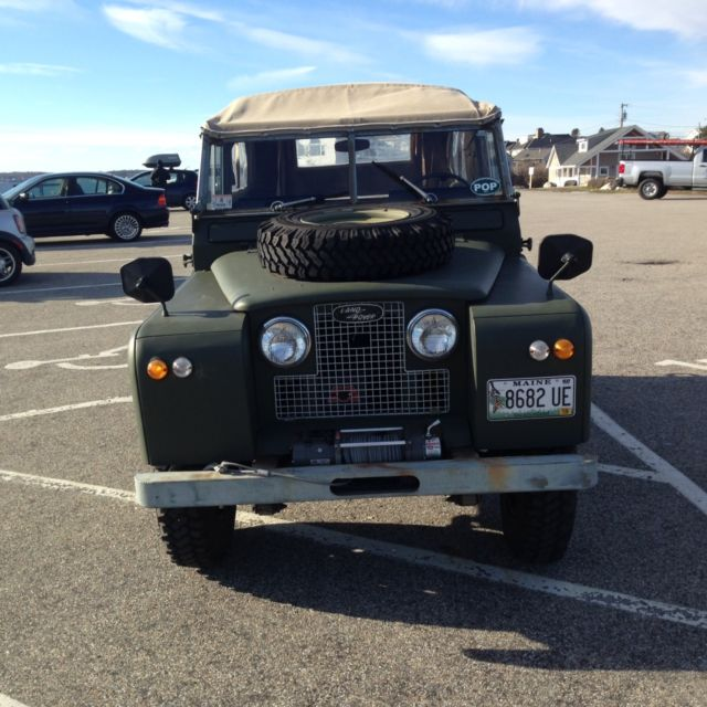 1965 Land Rover Other