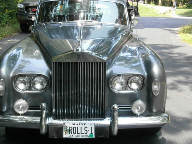 1965 Rolls-Royce Other Standard Salon