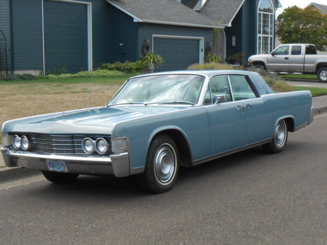 1965 Lincoln Continental CONTINENTAL