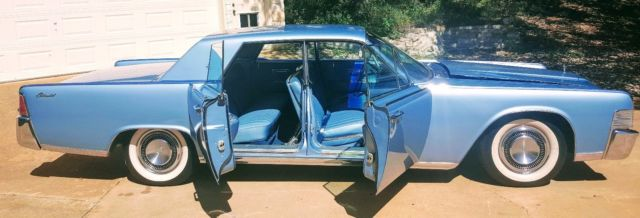 1965 Lincoln Continental 1965 Hard Top