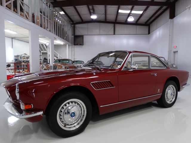 1965 Maserati Coupe 3500 GTI Sebring Series II, 1 OF ONLY 64 PRODUCED!