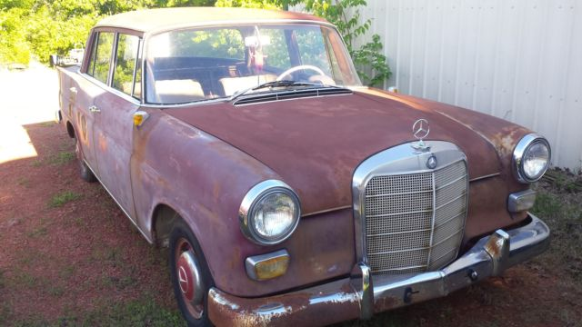 1965 Mercedes-Benz 190-Series