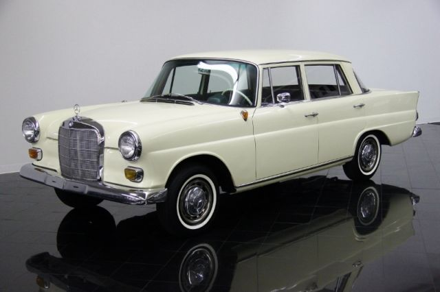 1965 Mercedes-Benz 190-Series Dc