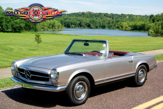 1965 mercedes benz 230sl texas car manual transmission for Mercedes benz tyler texas