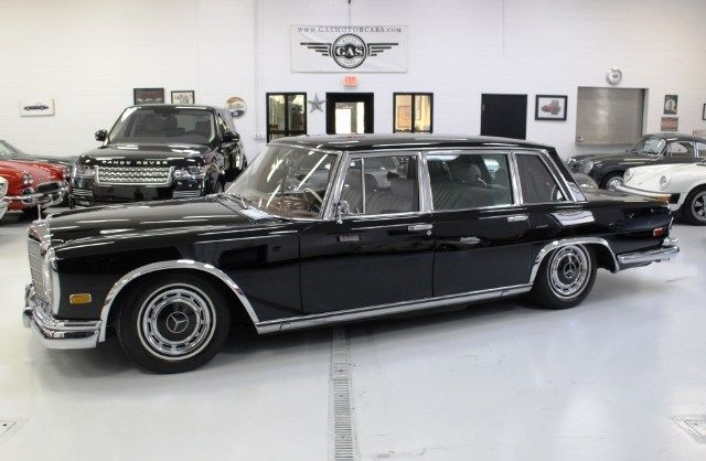 1965 Mercedes-Benz 600-Series Limousine