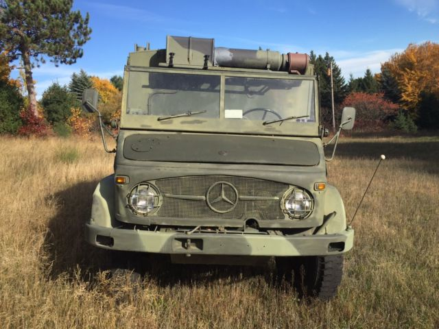 1965 Mercedes-Benz Other Funken Wagon