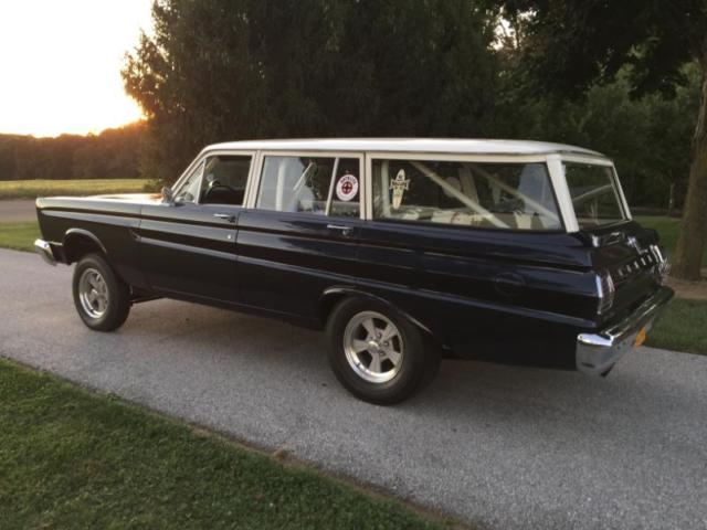 1965 mercury comet station wagon a  fx for sale  photos