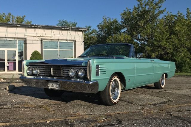 1965 Mercury Park Lane  Convertible
