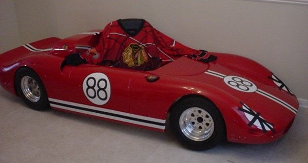 1965 Ferrari 330 P2 5/8 SCALE BODY by MORTARINI