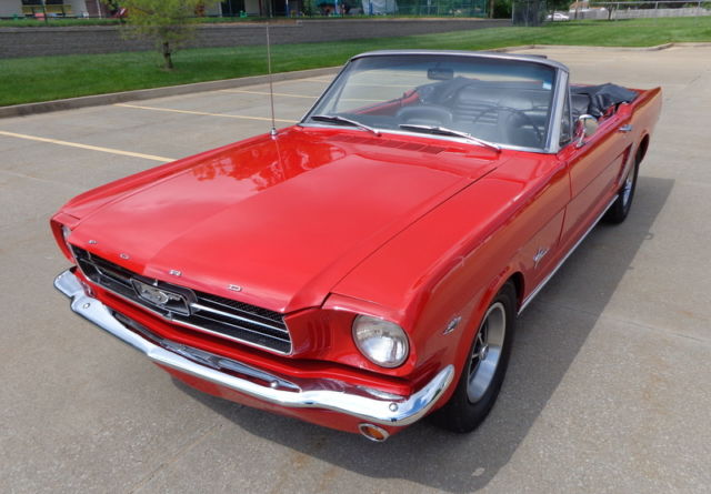 1965 Ford Mustang STUNNING!!!!
