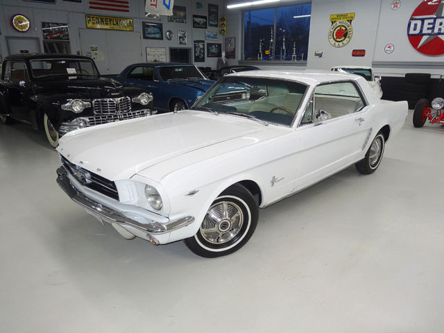 1965 Ford Mustang AC Coupe