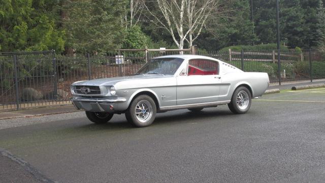 1965 Mustang Fastback 2 Plus