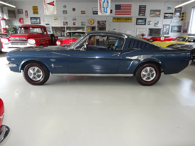 1965 Ford Mustang AC Fastback