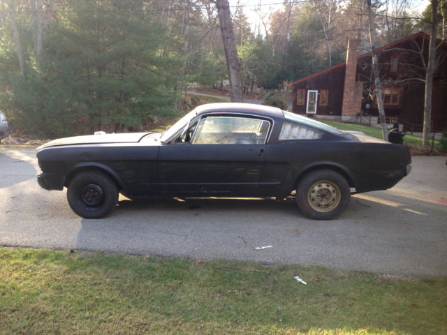1965 Ford Mustang A-code