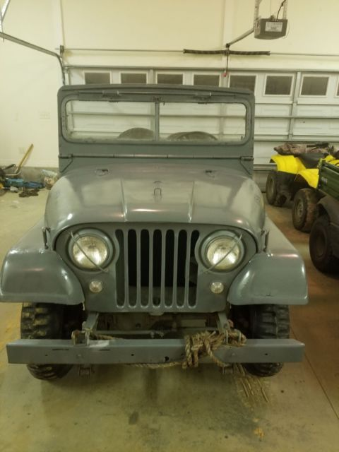 1965 Willys Willys
