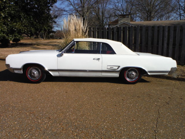1965 Oldsmobile 442 Oldsmobile Cutlass 442