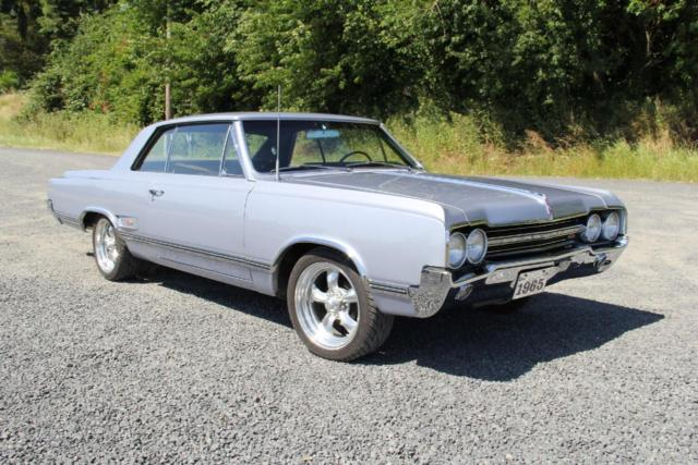 1965 Oldsmobile 442 Coupe - Restored. Excellent! See VIDEO