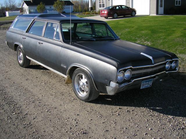 1965 oldsmobile f85 vista cruiser station wagon not cutless 442 rare for sale photos technical. Black Bedroom Furniture Sets. Home Design Ideas