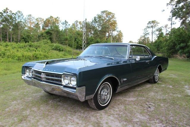 1965 Oldsmobile Starfire Coupe 425 V8 Must See Call Now
