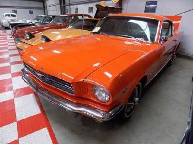 1965 Ford Mustang - Utah Showroom