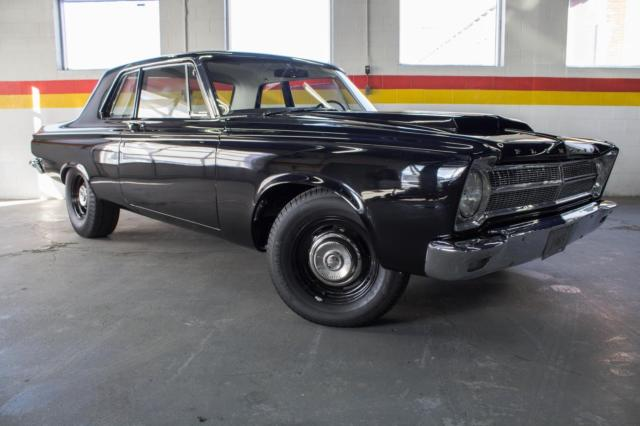 1965 Plymouth Belvedere Big block car