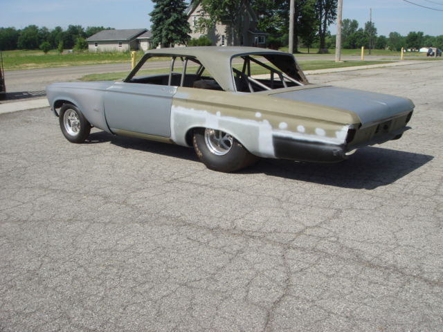 1965 Plymouth Belvedere Altered Wheelbase Car Hot Rat Rod