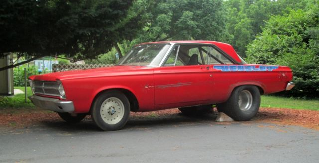 1965 Plymouth Belvedere II Barn Find