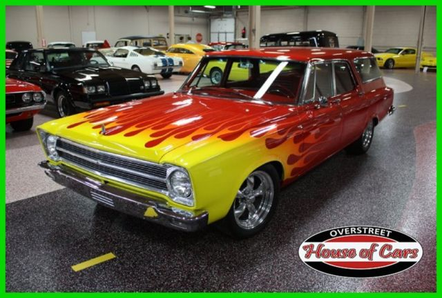 1965 Plymouth Other Plymouth Belvedere Wagon, Mopar, hot rod, custom