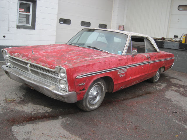 1965 Plymouth Fury FURY III SPORT 383 BIG BLOCK
