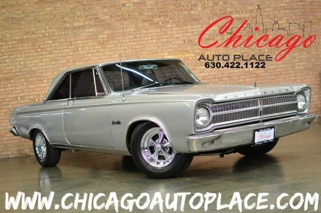 1965 Plymouth Satellite --
