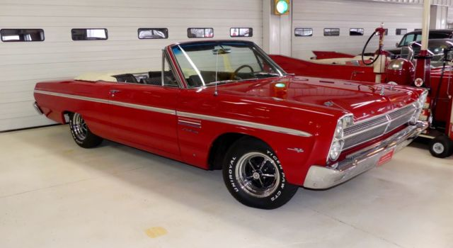 1965 Plymouth Fury --